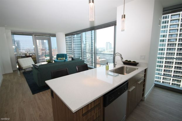 2 Bedrooms 2 Bathrooms Apartment for rent at 343 W Wolf Point Plz in Chicago, IL
