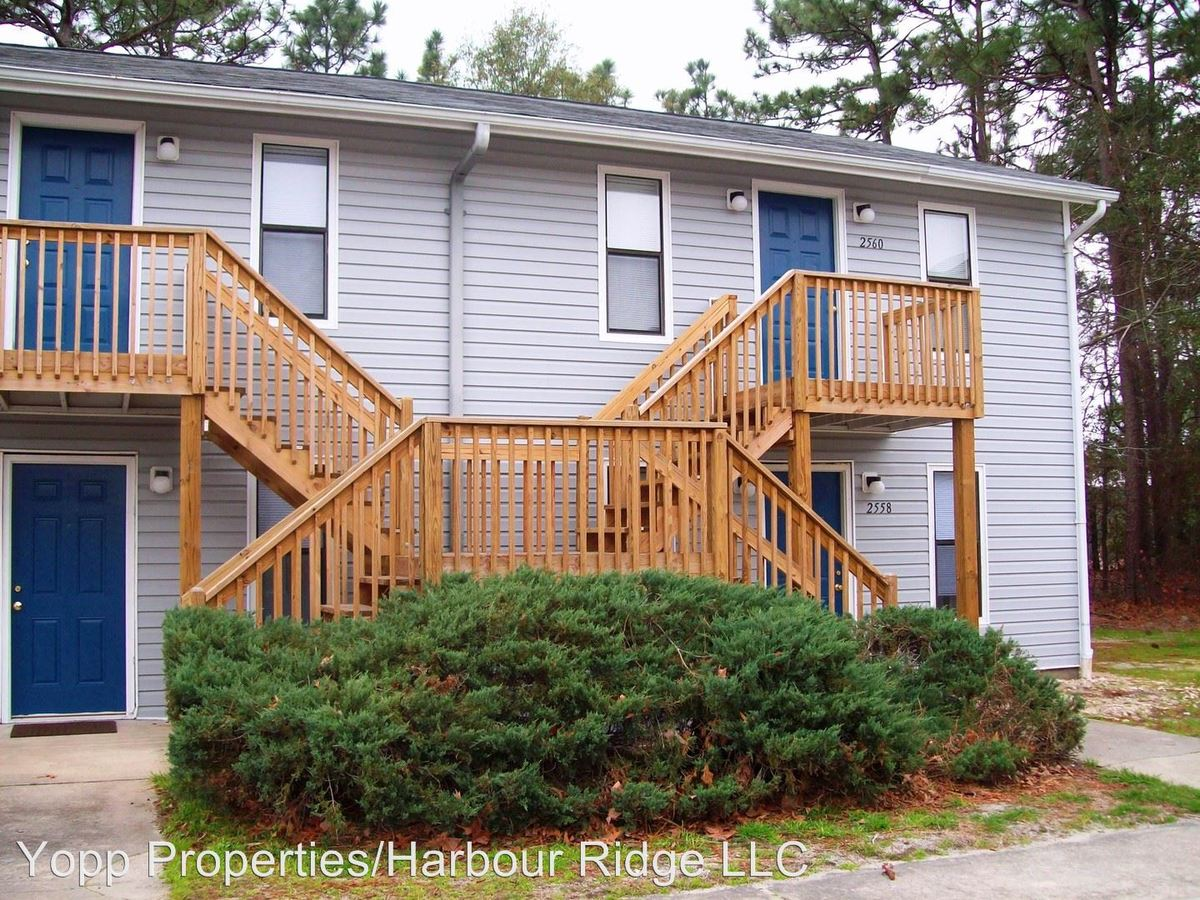 1 Bedroom 1 Bathroom Apartment for rent at 1436 Harbour Dr Apt A in Wilmington, NC