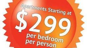 Similar Apartment at 2166 W. Pensacola Street