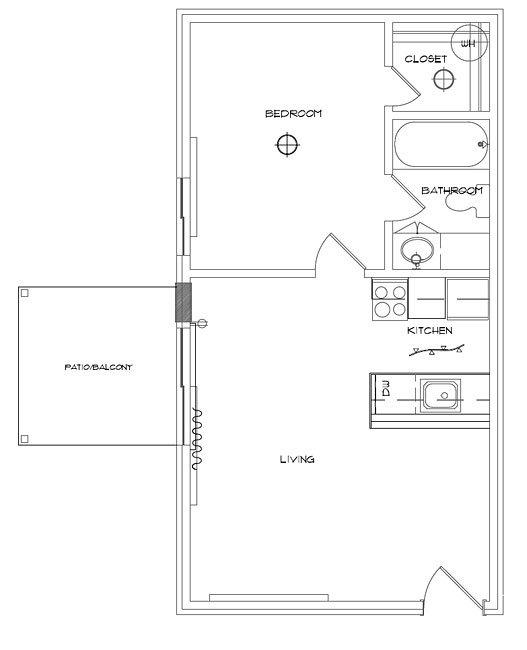 Oregon Trail Village Apartments Boise, ID