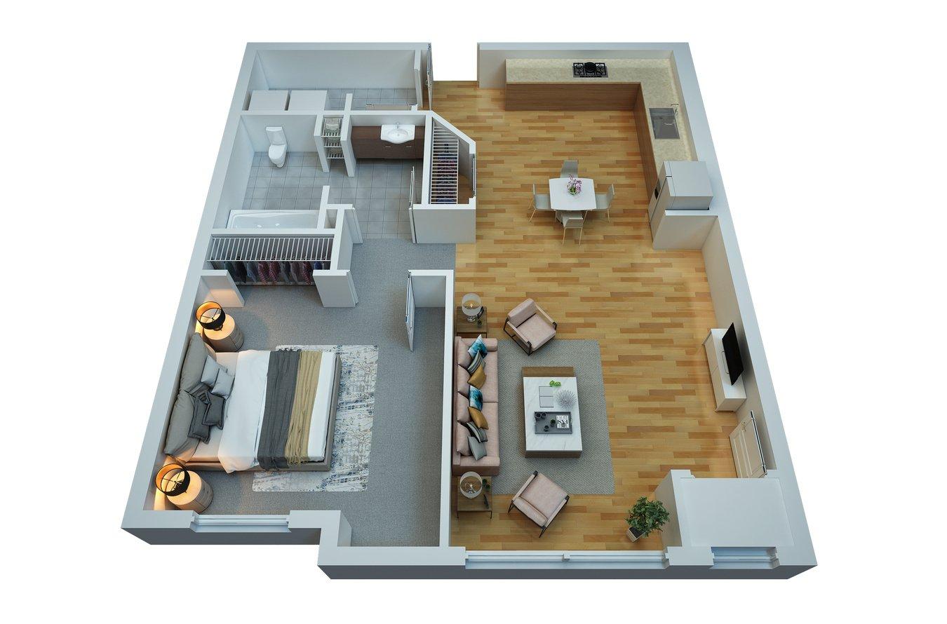 Rosa Place Apartments Mankato Mn
