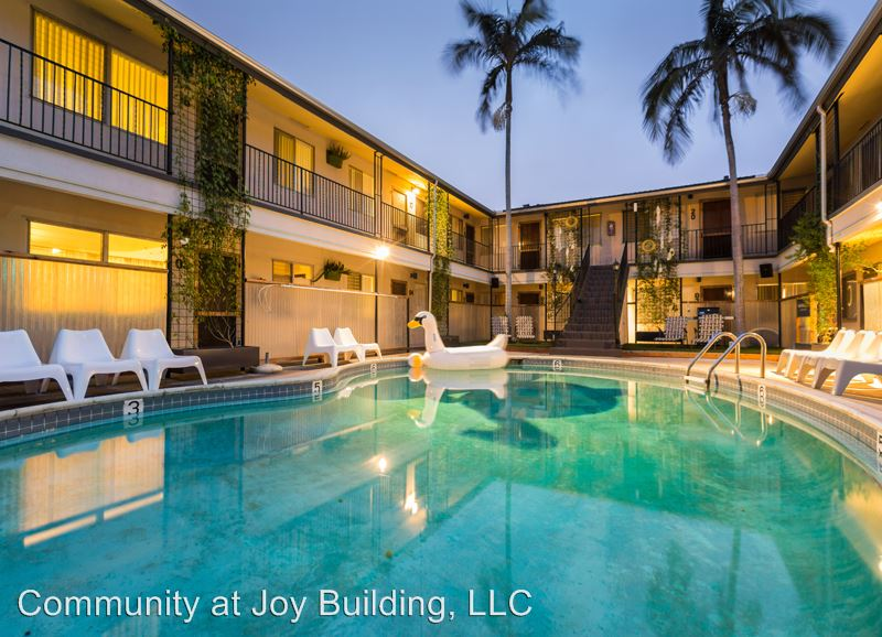 1 Bedroom 1 Bathroom Apartment for rent at 4484 Illinois St. in San Diego, CA