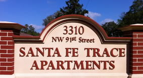 Santa Fe Trace Apartment for rent in Gainesville, FL