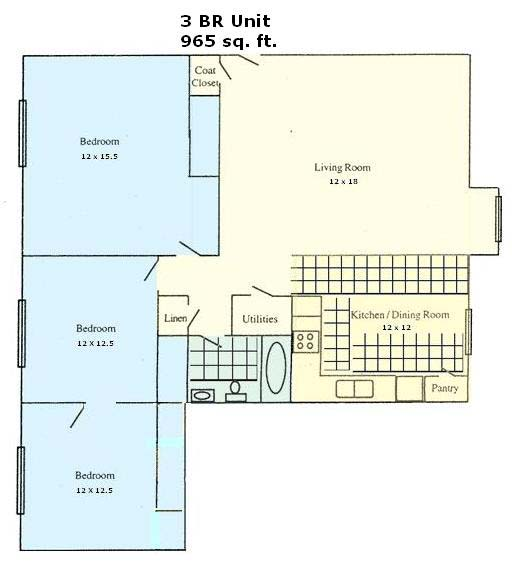 Apartments In Springfield Mo On Kansas Expressway: Town And Campus Apartments Springfield, MO