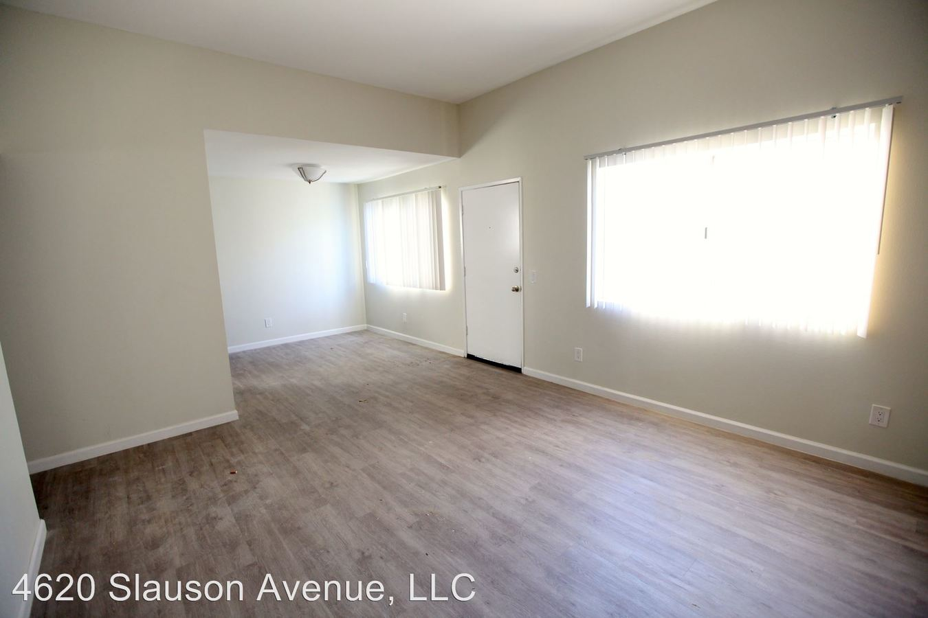 2 Bedrooms 1 Bathroom Apartment for rent at 4620 S Slauson Ave in Culver City, CA