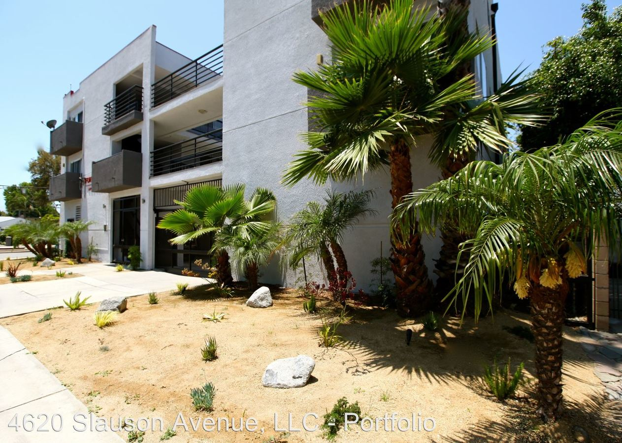 1 Bedroom 1 Bathroom Apartment for rent at 4620 S Slauson Ave in Culver City, CA