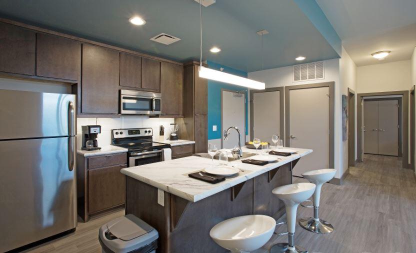 East Cherry Flats Apartments Springfield Mo