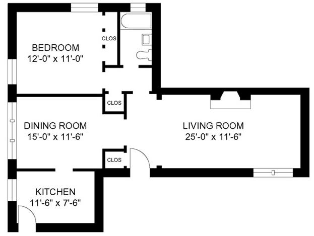 1 Bedroom 1 Bathroom Apartment for rent at Michigan And Kedzie in Evanston, IL