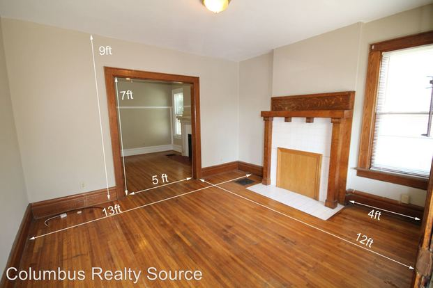 4 Bedrooms 1 Bathroom Apartment for rent at 2165 2167 N 4th St in Columbus, OH