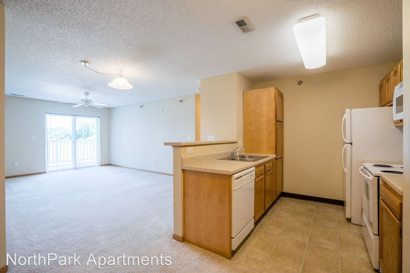 1 Bedroom 1 Bathroom Apartment for rent at 8845 Northpark Court in Johnston, IA
