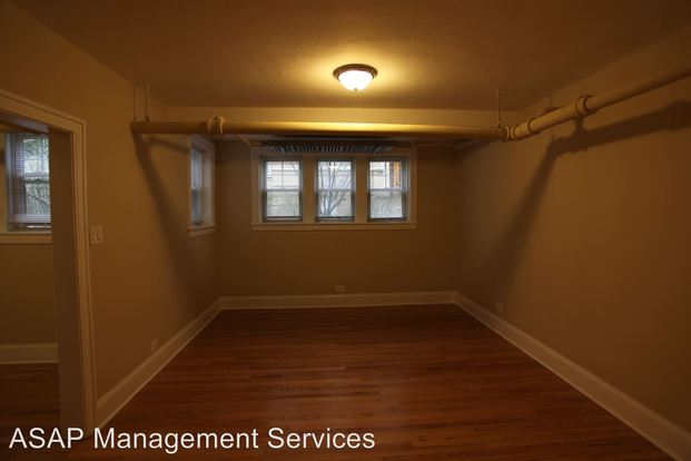 1 Bedroom 1 Bathroom Apartment for rent at 828 34 Reba in Evanston, IL