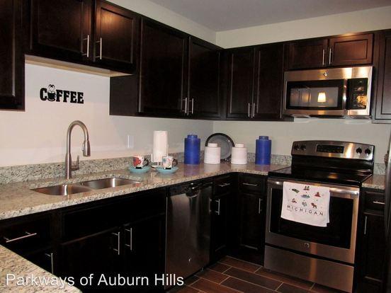 2 Bedrooms 2 Bathrooms Apartment for rent at 124 Optimist Court in Auburn Hills, MI