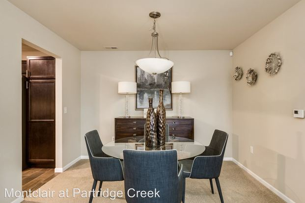 2 Bedrooms 2 Bathrooms Apartment for rent at Montclair At Partridge Creek in Clinton Township, MI