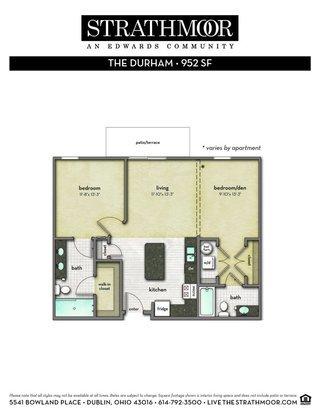 Strathmoor Apartments Dublin Oh
