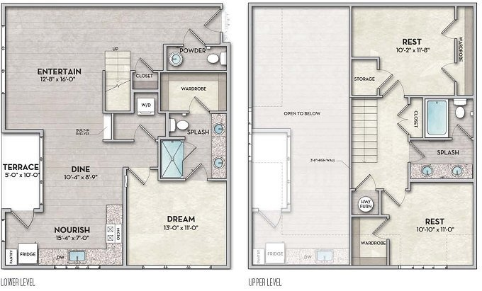 3 Bedrooms 2 Bathrooms Apartment for rent at The Normandy in Columbus, OH