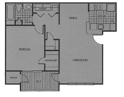 1 Bedroom 1 Bathroom Apartment for rent at Wood Gardens in Birmingham, AL