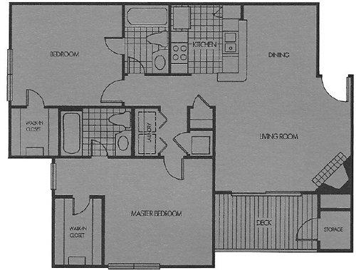 2 Bedrooms 2 Bathrooms Apartment for rent at Wood Gardens in Birmingham, AL