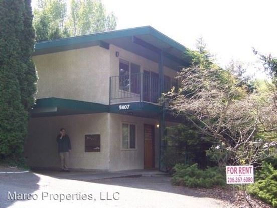 2 Bedrooms 1 Bathroom Apartment for rent at 9407 9413 23rd Ave Ne in Seattle, WA