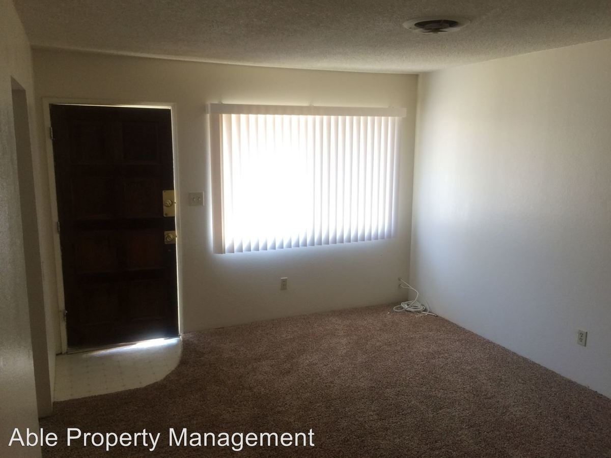 1 Bedroom 1 Bathroom Apartment for rent at 200 Lincoln Ave. #1-14 in Bakersfield, CA