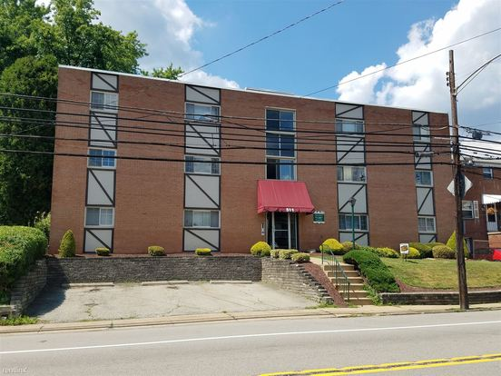 1 Bedroom 1 Bathroom Apartment for rent at 511 Freeport Rd in Pittsburgh, PA