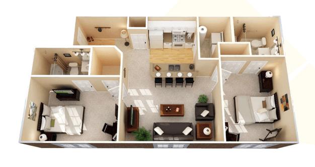 University edge apartments johnson city tn - One bedroom apartments johnson city tn ...