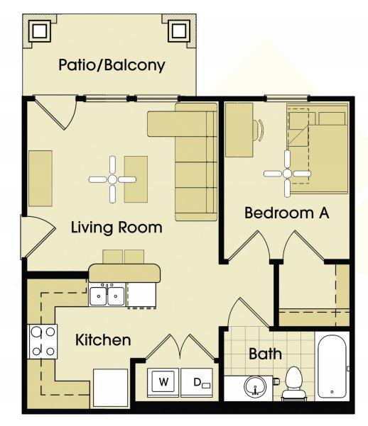 High View Place Apartments San Antonio, TX