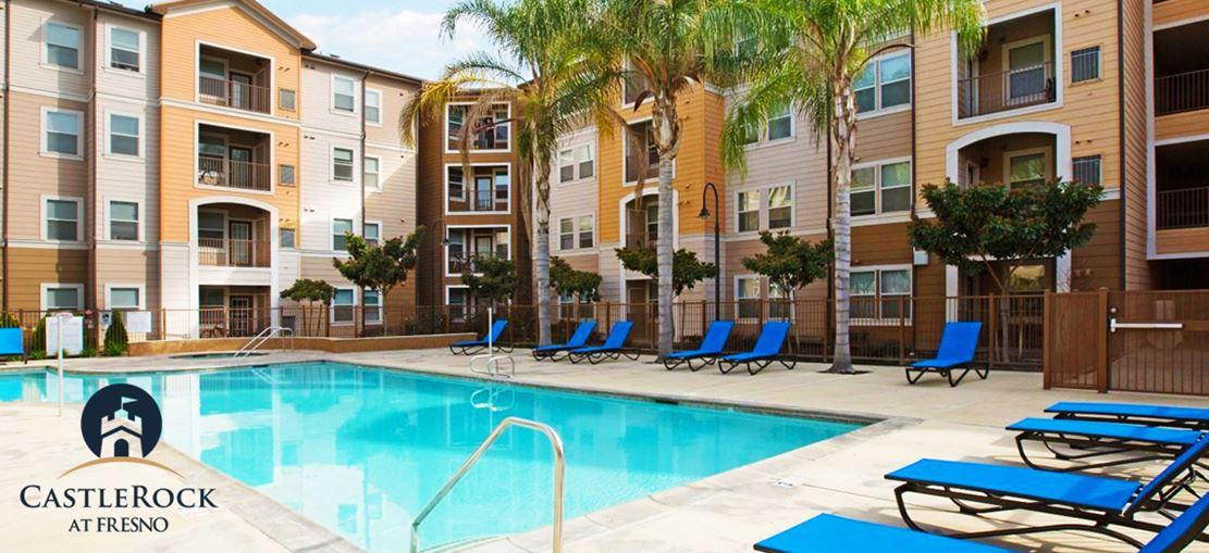 Castlerock At Fresno Apartments