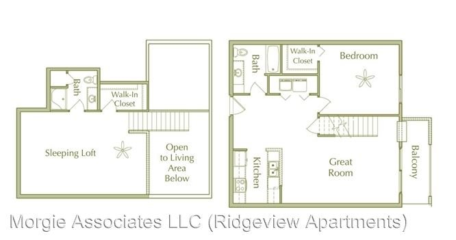 2 Bedrooms 2 Bathrooms Apartment for rent at Ridge View Apartments in Waukesha, WI
