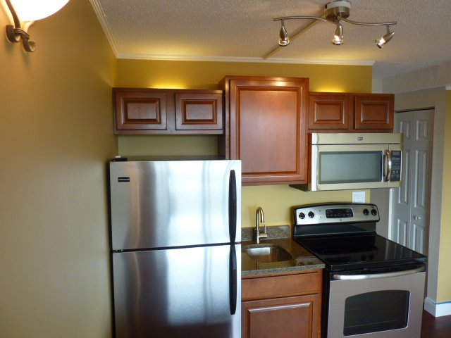 Studio 1 Bathroom Apartment for rent at University Tower Condos in Knoxville, TN