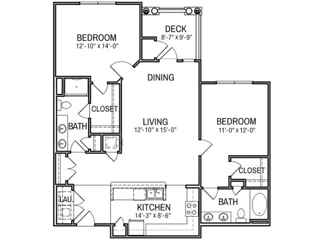 2 Bedrooms 2 Bathrooms Apartment For Rent At Terramar In Santa Rosa Beach,  FL