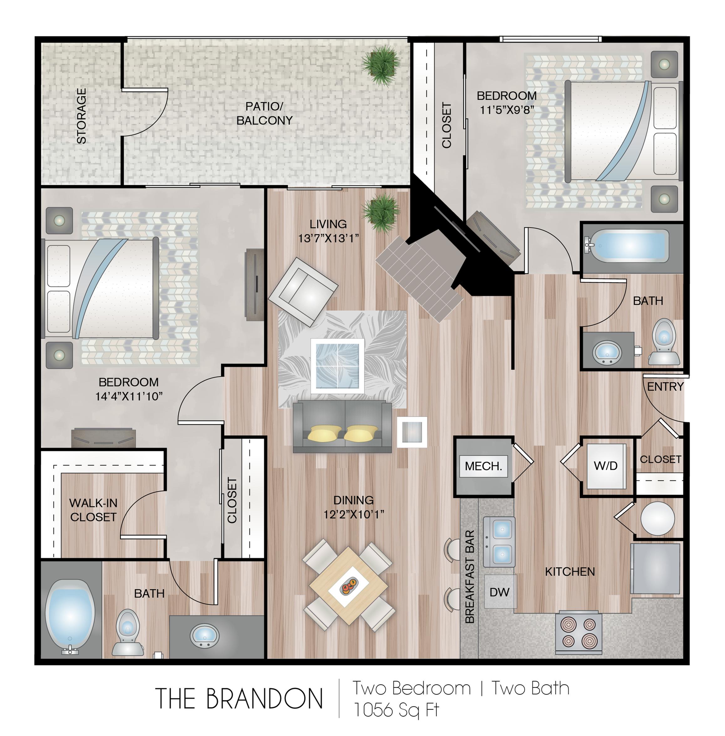 Residences At Falcon North, Colorado Springs