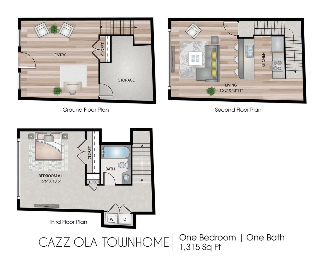 1 Bedroom 1 Bathroom Apartment for rent at Apex Manayunk in Philadelphia, PA
