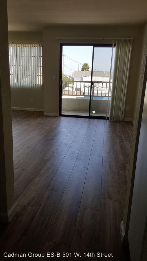 Studio 1 Bathroom Apartment for rent at 501 W. 14th Street in San Pedro, CA
