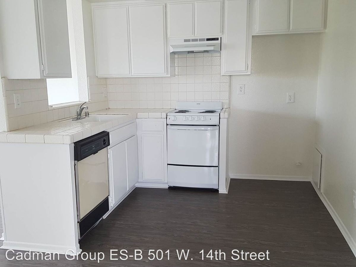 1 Bedroom 1 Bathroom Apartment for rent at 501 W. 14th Street in San Pedro, CA