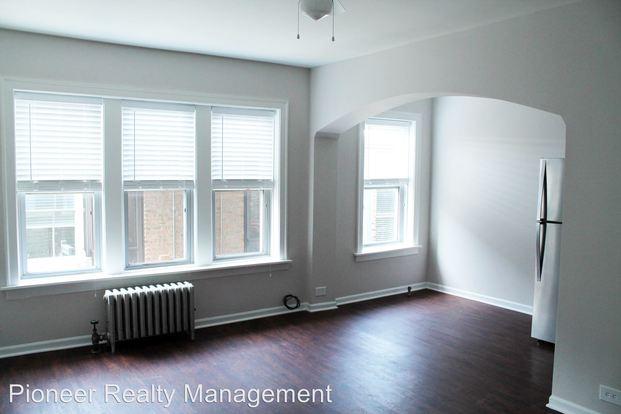 Studio 1 Bathroom Apartment for rent at 1429 W. Lunt in Chicago, IL