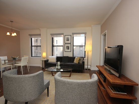 1 Bedroom 1 Bathroom Apartment for rent at The Seneca in Chicago, IL
