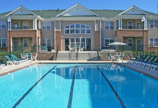 Millbrook Green Apartments In Raleigh Nc