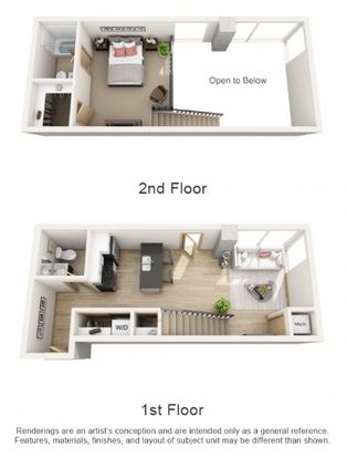 1 Bedroom 2 Bathrooms Apartment for rent at The Lux in Madison, WI