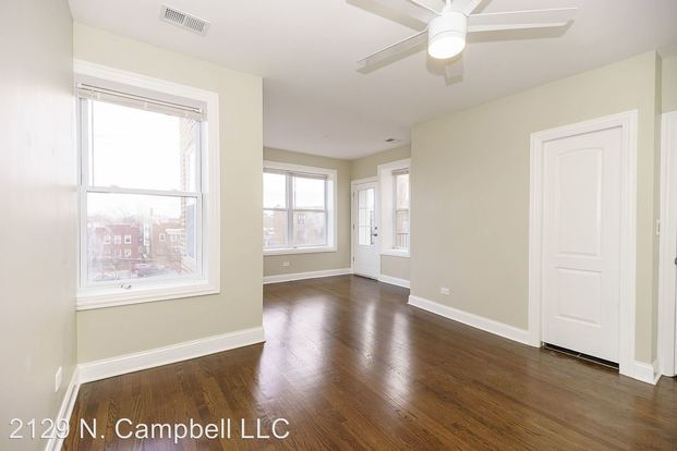 4 Bedrooms 3 Bathrooms Apartment for rent at 2129 N. Campbell Ave 2129 N. Campbell Ave in Chicago, IL