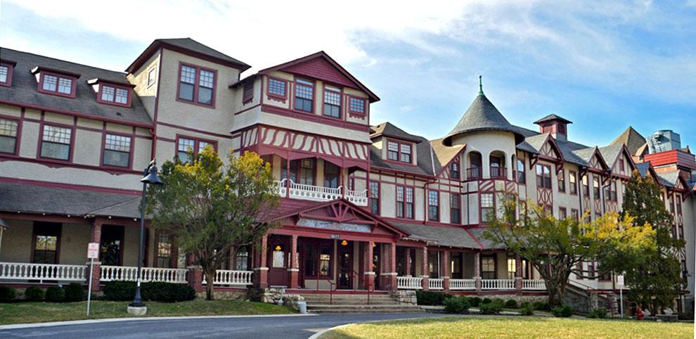 National Park Seminary Silver Spring See Pics Amp Avail