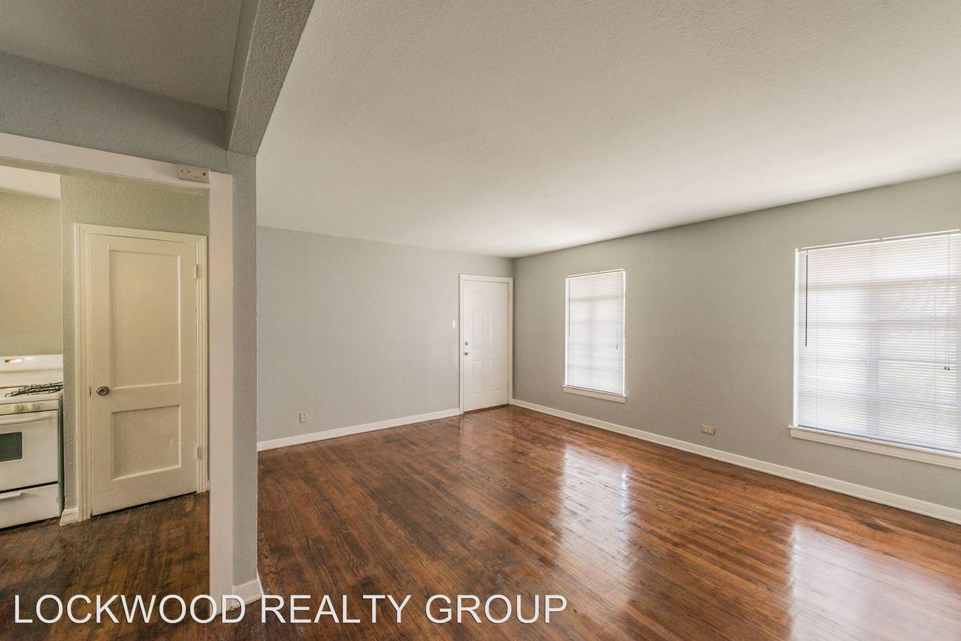 1 Bedroom 1 Bathroom Apartment for rent at 2331 Cincinnati Ave in San Antonio, TX