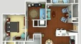 Similar Apartment at 7624 Tecoma Cir