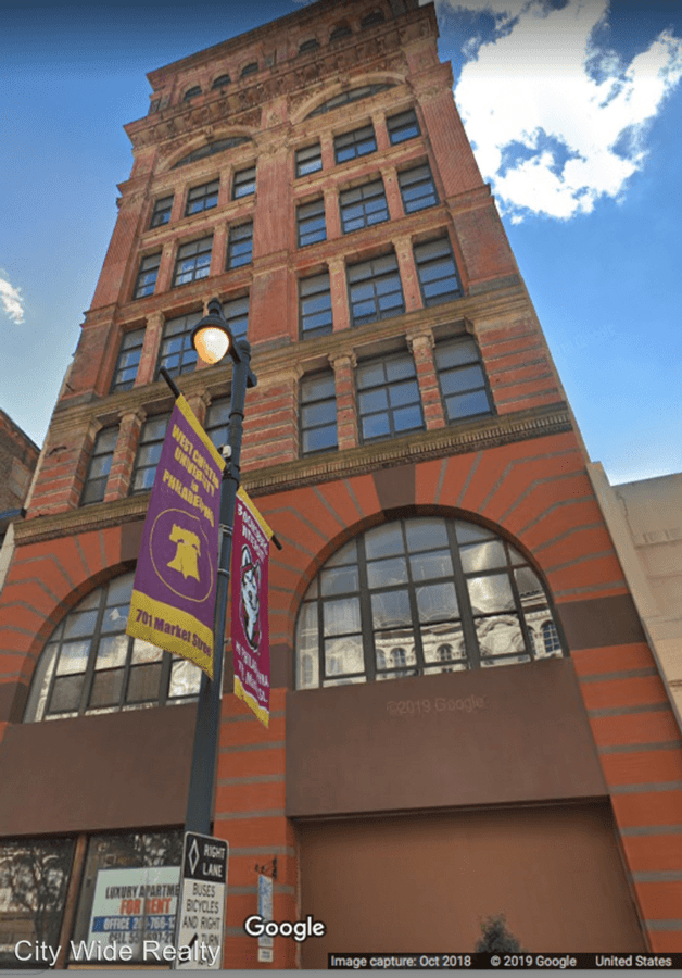 2 Bedrooms 2 Bathrooms Apartment for rent at 726 Market St in Philadelphia, PA