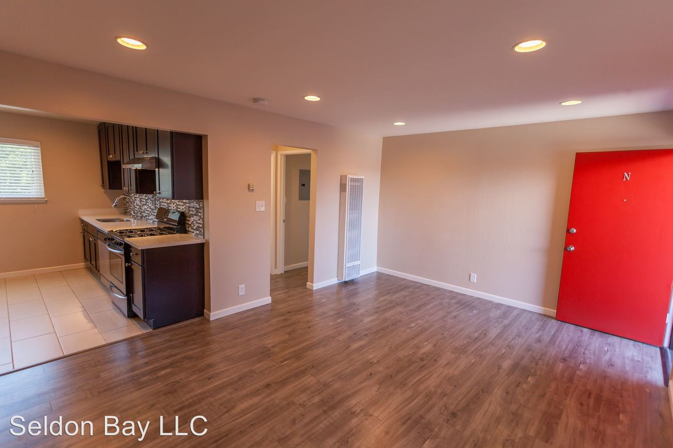 1 Bedroom 1 Bathroom Apartment for rent at 510 Castro St in San Leandro, CA