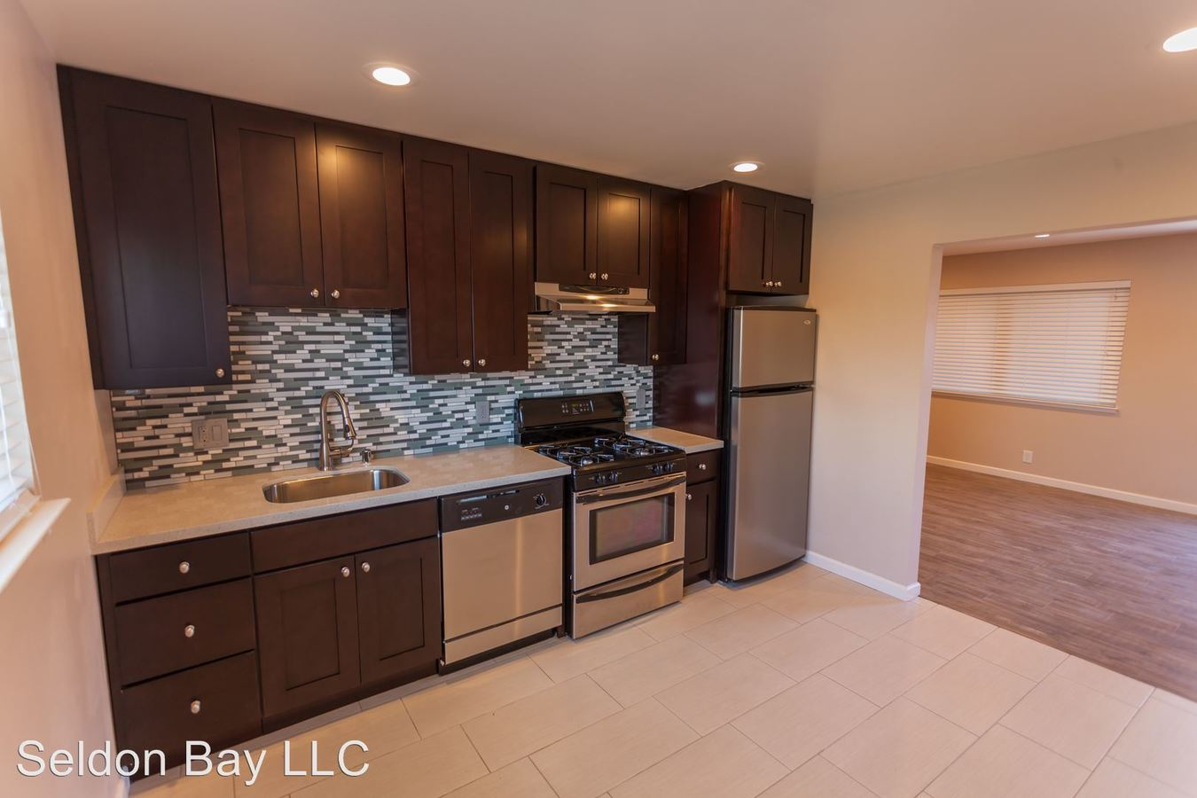 2 Bedrooms 1 Bathroom Apartment for rent at 510 Castro St in San Leandro, CA