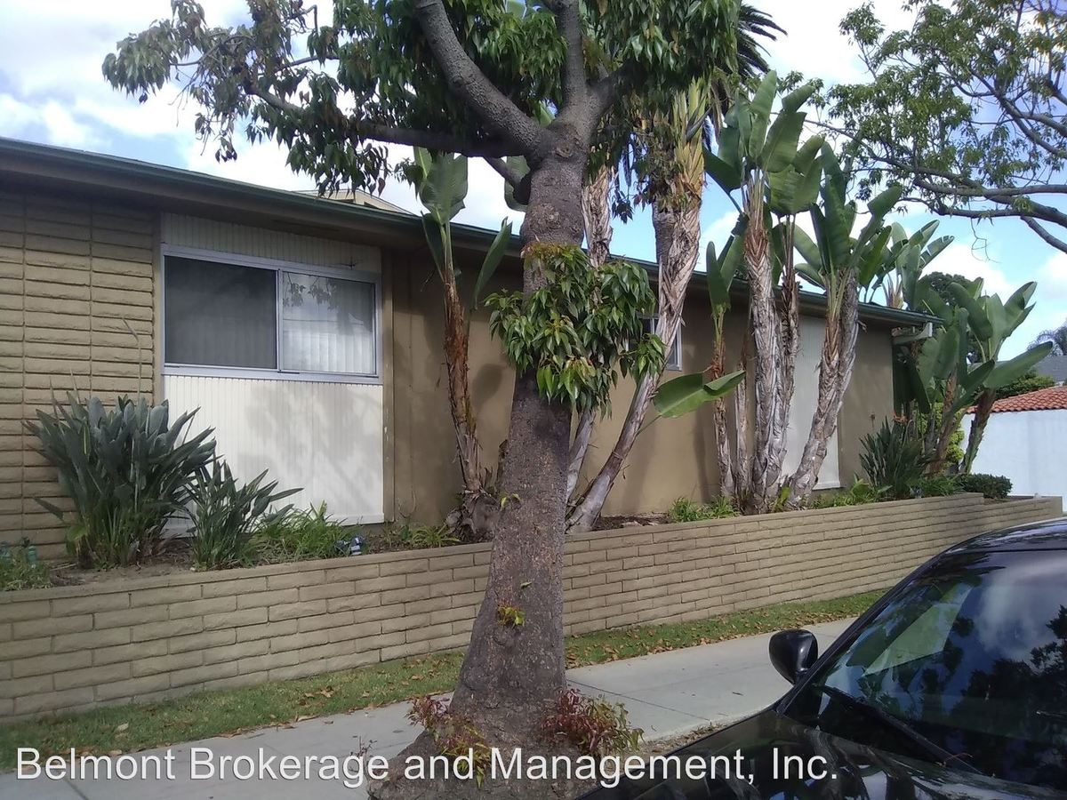 1 Bedroom 1 Bathroom Apartment for rent at 445 Ximeno Ave. in Long Beach, CA