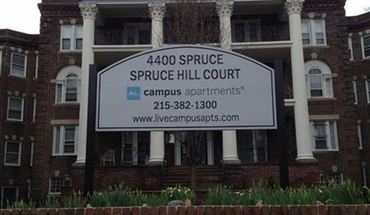 Similar Apartment at Spruce Hill Court
