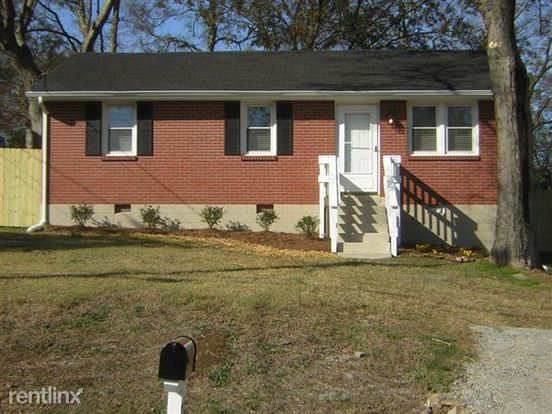 3 Bedrooms 1 Bathroom House for rent at 709 Ries Ave in Nashville, TN