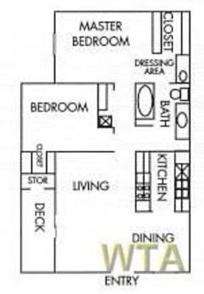 2 Bedrooms 1 Bathroom Apartment for rent at 183 And 290 in Austin, TX