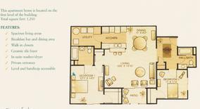 Similar Apartment at 101 612 Twin Ponds Lane